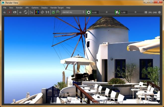 maya render view
