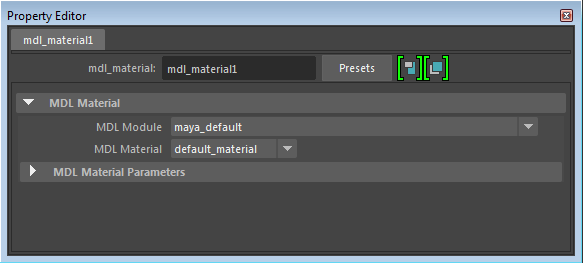 mdl-material-property-view