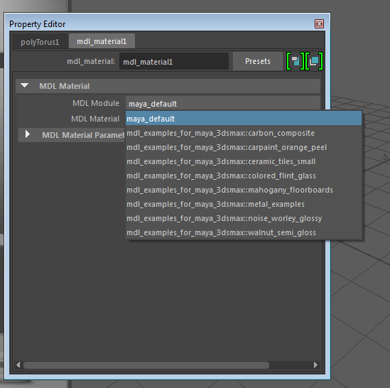 Using MDL with mental ray for Maya 2016 – Inside mental ray