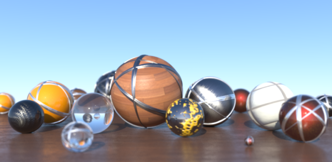 mdl-spheres